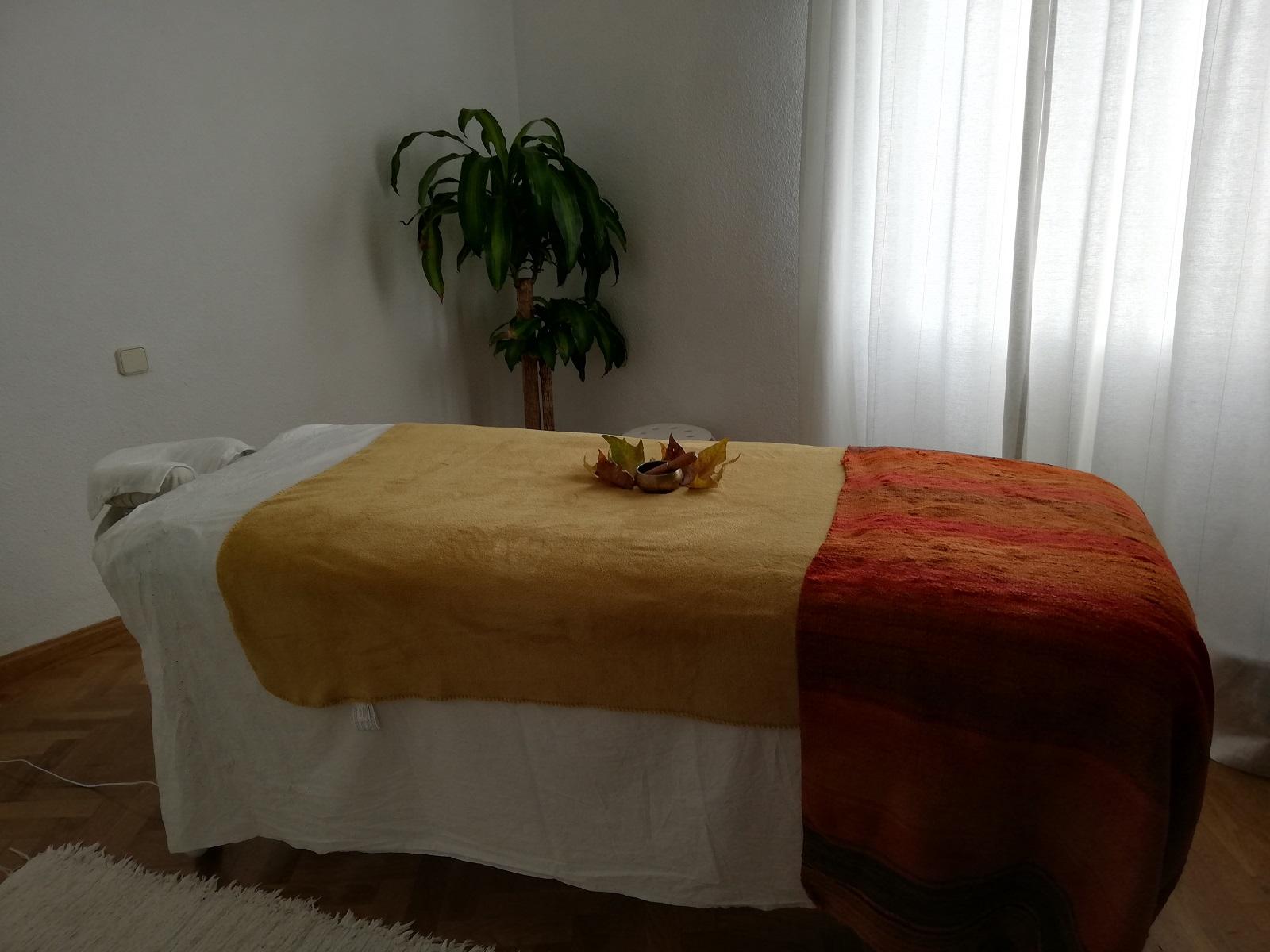 Masajes californianos en Madrid
