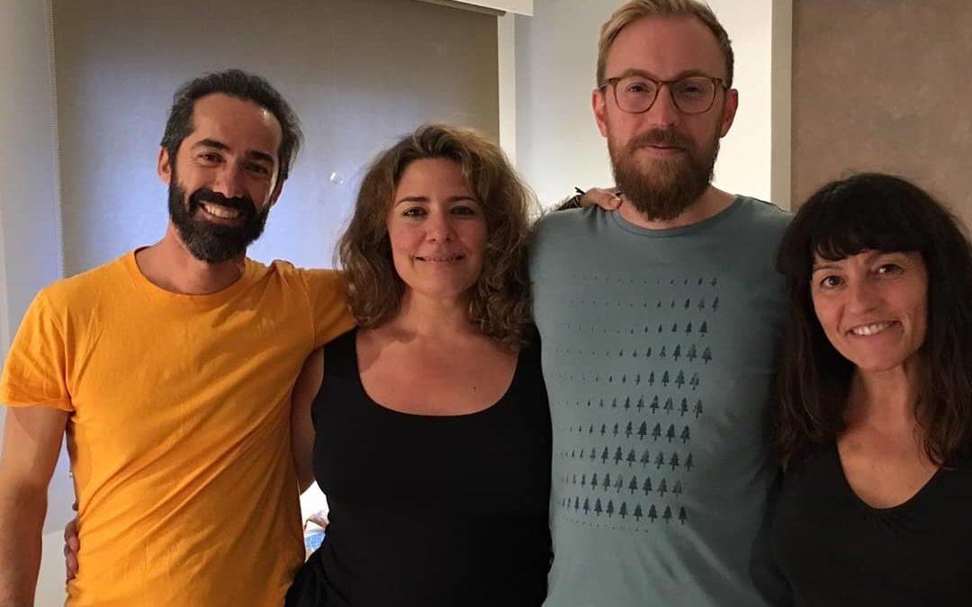 HAMACADOS ARMÓNICOS ® – nueva formación en Madrid por Roger Jackson